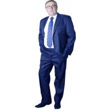 Galant pánsky spoločenský oblek 160613 modrá 3eefbc4cba0