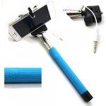 Teleskopická selfie tyč, diaľková spúšť v rukoväti - Z07-5S