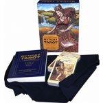 Mytický Tarot + 78 karet + hedvábný šátek - Doreen Virtue