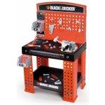 Smoby Black and Decker Pracovny stol Super Center