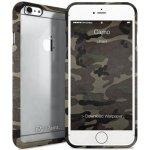 Púzdro i-Paint - GHOST CASE Camo Apple iPhone 6S/6 Kamufláž