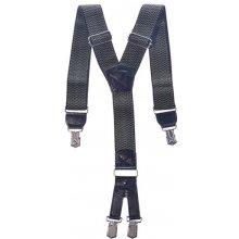 Traky na nohavice clip, olivové