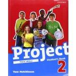 {{POZOR, 0/2 EANY NEPŘESUNUTO , ID7185474}} Project 2 Third Edition Student's Book - Tom Hutchinson