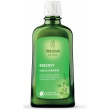 Weleda Body Care brezový olej proti celulitíde Birch Cellulite Oil 200 ml