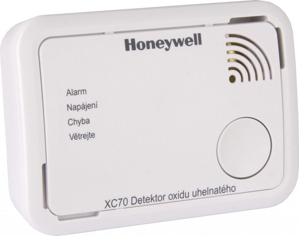 Honeywell detektor oxidu uhelnatého XC70-CS (CO Alarm) - 0