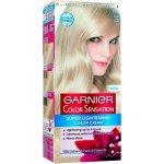 Garnier Color Sensation 111 super svetlá popolavá blond