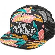 Vans Beach Girl Trucker black tropical e73c3648c23