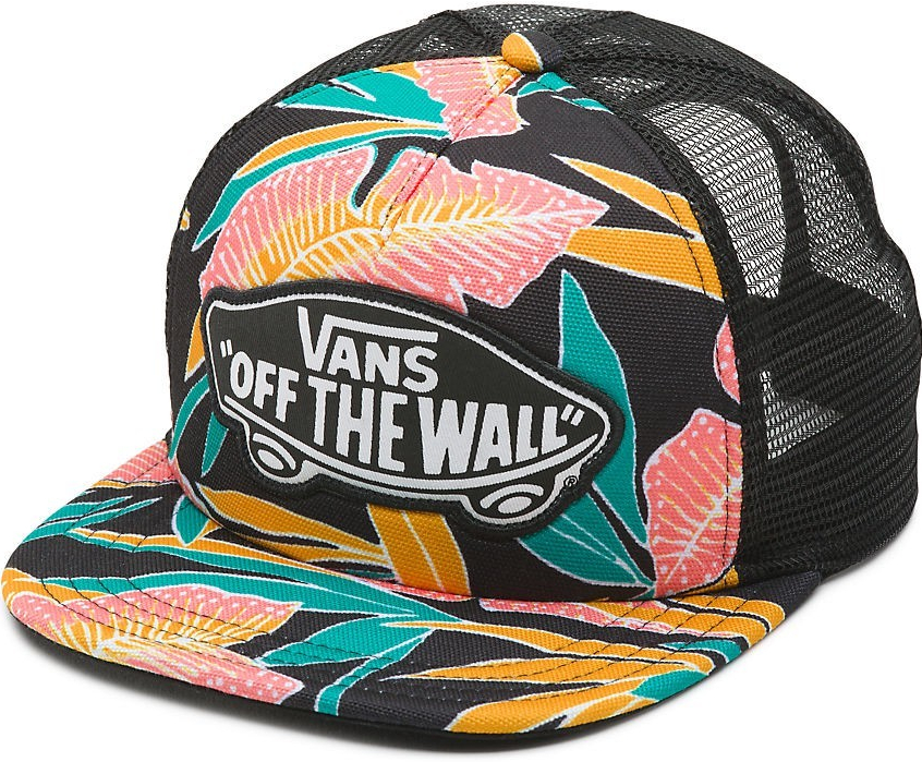 Vans Beach Girl Trucker black tropical od 23 49622621c2e