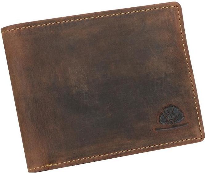 e62a3c0d2a Pánska peňaženka pre 3 karty GREENBURRY 1705A od 34