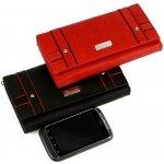 Dámska kožená peňaženka MERCUCIO 2311794 červená ohnivá -