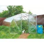 Volya LLC Polykarbonátový skleník Econom 4 x 3 m