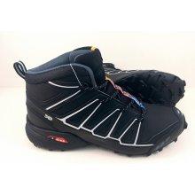 Pánska trailová obuv 3644M3 Čierna / Čierna