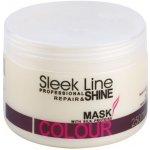 Stapiz Sleek Line Colour Mask Maska na vlasy 250 ml
