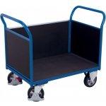dfa8f5a91b46e Prepravný plošinový vozík s tromi bočnicami sw-800.323