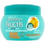 Garnier Fructis Grow Strong posilující maska pro slabé vlasy s tendencí vypadávat 300 ml