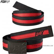 Fox Condon Canvas Belt black