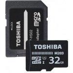 Toshiba microSDHC 32 GB Class 10 THN-M203K0320EA