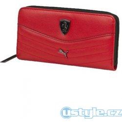 puma ferrari ls wallet (rosso corsa)