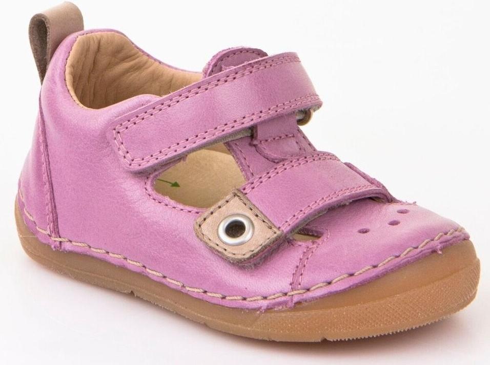 1f7af66d77ca Froddo Dievčenské sandále ružové od 44