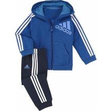 Adidas I J 3S FZ JOGGE modrá