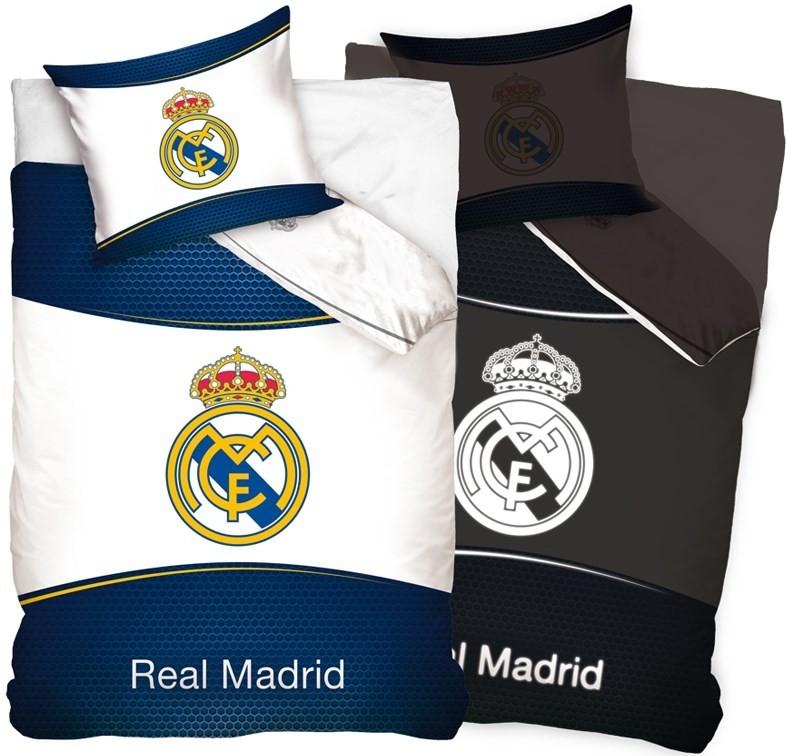 3185d3adba4c5 TipTrade svietiace bavlna obliečky Real Madrid 140x200 70x90 alternatívy -  Heureka.sk