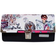 Dara bags peňaženka First Line Purse No. 161 I Love Paris