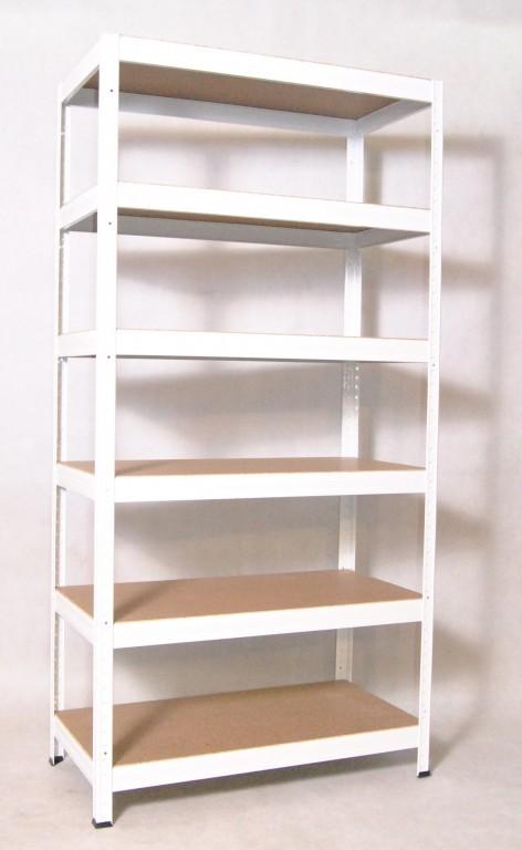 biedrax kovov reg l 50 x 90 x 180 cm biely foto 1. Black Bedroom Furniture Sets. Home Design Ideas