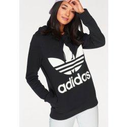 376ae8321bed Adidas Originals Trefoil Hoodie čierna od 60