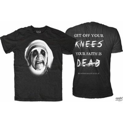 Black Craft tričko Black Metal Teresa čierne