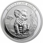 Perth Mint Australian Koala stříbrná mince 1 Oz 2017