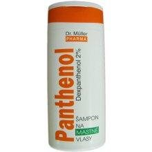 Dr. Müller Panthenol šampón pre mastné vlasy 250 ml
