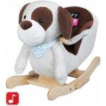 PlayTo hojdacia hračka psík sivohnedý