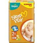 Pampers Sleep&play mini 3-6kg 68ks