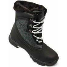 LOAP Detské zimné topánky Spirit čierne