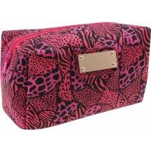 Fabric Make Up Bag Ld44 Pink N