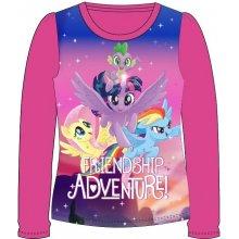 E plus M Dievčenské tričko My little Pony - ružové