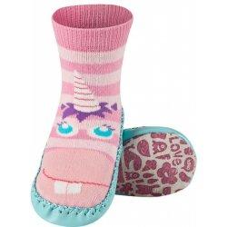 Soxo Dětské ponožkové papuče 33016 Dz alternatívy - Heureka.sk 1fe68eb86e3