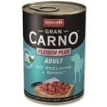 Animonda Gran Carno Adult Losos & Špenát 400 g