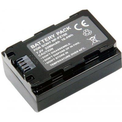 TRX NP-FZ100 2280 mAh batéria - neoriginálne