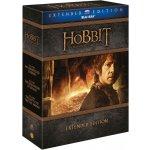 Kolekce Trilogie: Hobit 1. - 3. digipack BD