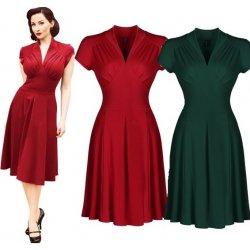 4933684ae304 Dámske šaty Vintage Style Retro 1940s alternatívy - Heureka.sk