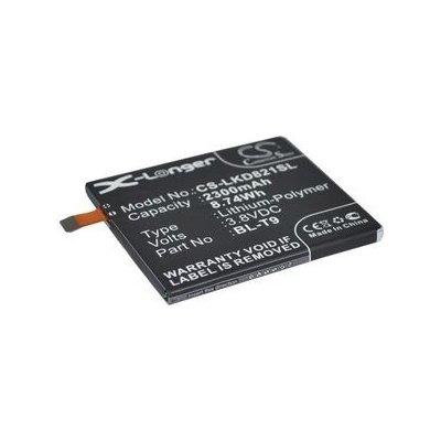 Cameron Sino Batérie pre LG Nexus 5, (ekv.BL-T9) 2300mAh, Li-pol CS-LKD821SL