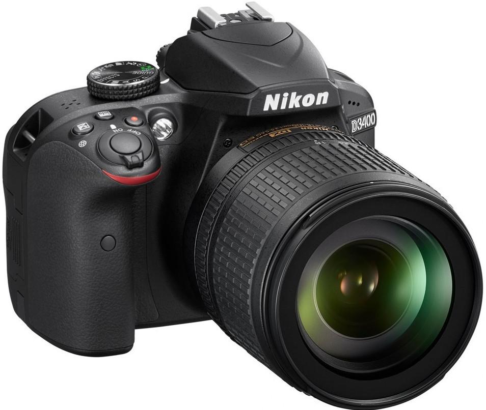 3e9047e496735 Nikon D3400 od 449,00 € - Heureka.sk
