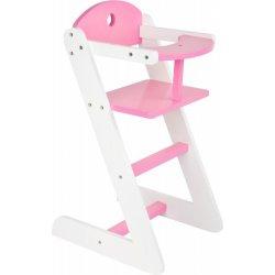 b05b55b3cbf44 Small Foot Drevená stolička pre bábiky Design od 25,80 € - Heureka.sk