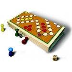 Teddies Magnetická hra: Človeče nehnevaj sa