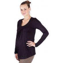 a5887cf17314 Rialto těhotenské tričko RIMOGNE černá