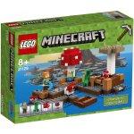 LEGO Minecraft 21129 Ostrov húb