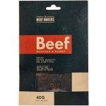 Meat Makers Beef Jerky sušené hovězí maso med a hořčice 40g
