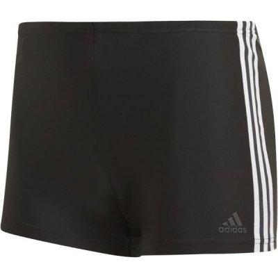 Adidas FIT BX 3S čierne pánske plavky