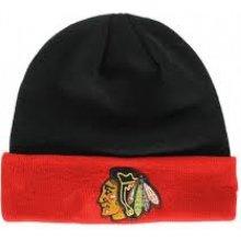 NHL Knit Chicago Blackhawks Contrast
